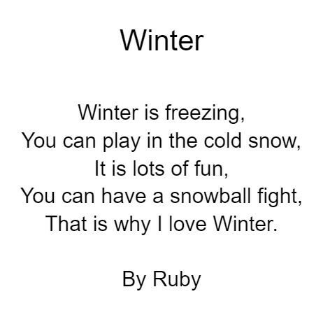 Poetry 9